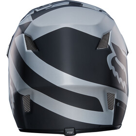 Fox Rampage Comp Preme Helmet Men black/chrome